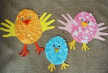 For kids: Easter crafts