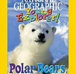 Polar Bears and the Arctic / Lessons and activities for teach about polar bears and the Arctic tundra or Arctic region for prek, kindergarten, first grade, and second grade classrooms.
