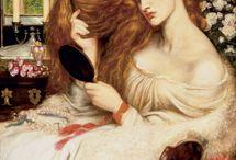 Art - Pre-Raphaelite