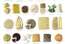 chocolate and cheese / by Jennifer Johansen