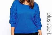 UK Plus Size Jumpers & Cardigans