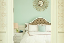 {home} bedrooms & playrooms / Design inspiration for your bedrooms and playroom!
