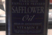 Safflower oil / For hair