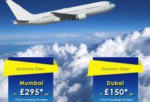 Mumbai & Dubai Flight deal