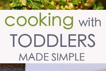 Fun With Food / Tips and tricks on cooking with kids as well as basic fun recipes that you can make with your kids.