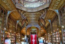 80 Most beautiful book stores in the world / +/- 80 Most interesting book stores around the world