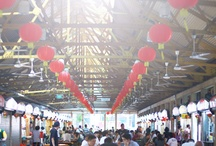 Hawker centre party