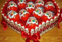 Kinderschokolade Geschenk