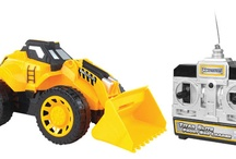 RC Construction Vehicles / All of us have spent time in the dirt or sand playing with construction vehicles when we were young. It's a staple that no kid should be without. We have front loaders, dump trucks, excavators, and more. Check out our great lineup here: http://www.hobbytron.com/RCConstructionVehicles.html.