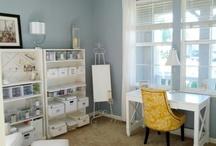 Office & Art Studio / by Beth Foort