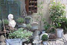 déco pour mon jardin