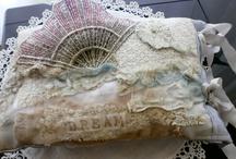 dream pillows / by Kathryn Ellsworth