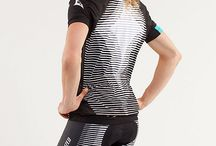 Cycling Kits / Active apparel / by Bre Neidt