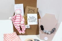NEW BABY GIFT HAMPERS / 0