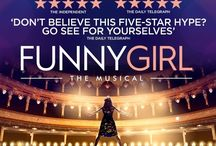 Funny Girl / Fifty years after it first appeared on the London stage and following a record-breaking run at the Menier Chocolate Factory, legendary musical Funny Girl returns to the West End starring two-time Olivier Award and BAFTA winner Sheridan Smith as Fanny Brice, a role immortalised by Barbara Streisand on Broadway and on film. Click here for more info & tickets: http://bit.ly/2a6Th2b