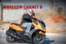 MotorLife 2 Ruedas / Pruebas de Motos en MotorLife Magazine