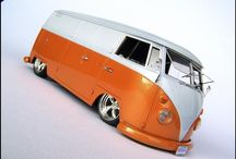 Toys vw t1 / by nope done