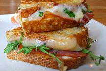 Grilled Cheese Sandwiches with a Twist