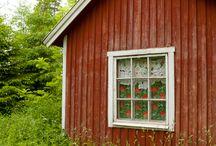 ø d e g å r d / Sommerhus i Sverige