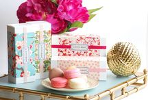 Mother's day / Macaron in beautiful gift box