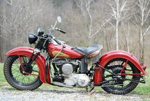 Motorcycles / by Tony Anderson