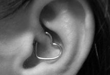 ear pirsing