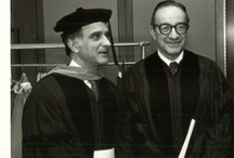 Commencement Speakers and Honorary Degree Recipients