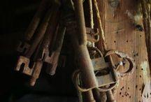 Oude sleutels