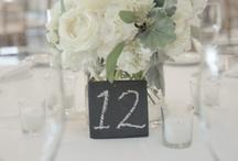 wedding ideas / by Jill McClure-McKinley