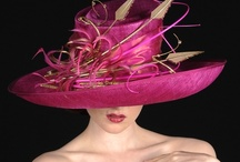 Hats To You / Hats, modern to vintage, big to small, fascinates to the outrageous, something for everyone. / by Debbie Hampson