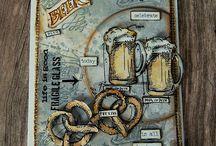 Tim Holtz beer