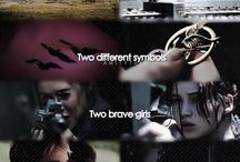 Hunger Games vs Divergent