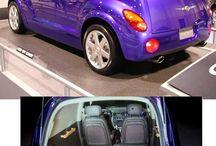 PT Cruise / Carro retro com designer moderno
