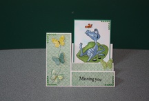 My Cards / Miss You