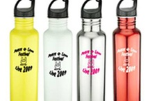 Eco-Drinkware / Totally customizable and totally green, BPA free Eco-drinkware including stainless steel bottles, eco-aluminum, econo bottles, eco-folding and trendy eco-mugs and eco-tumblers - Your fans, clients and customers would LOVE an eco drink with your logo!! http://www.factorydirectpromos.com/reusable-water-bottles.html / by Factory Direct Promos @reusablebag