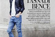 Man of Style 2013, InStyle.HU /  Photographer: Balint Trunko Styling: Eli van Poeyer / Krizstian Sebo Actor: Bence Tasnádi