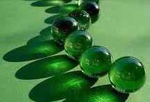 Verde esmeralda / verde esmeralda, verde que te quiero verde, verde greenery