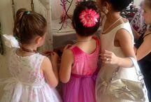 Dress Up Parties / All girls love dress up.