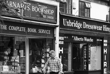 Classic English shopfronts / for Dad