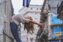 Tanec, balet