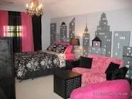 Kirstins room / Bedroom