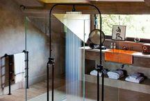 Badezimmer Einrichtungsideen / Wie richte ich mein Badezimmer ein? Wie dekoriere ich es am besten? Hier ein paar Ideen dazu...