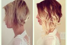 Salon- Blonde and brunette / by Samantha Weis