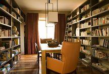 Bookshelves'm