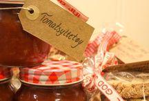Syltetøy og marmelader