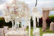 Opulent Elegance / The Ultimate Weekend Wedding