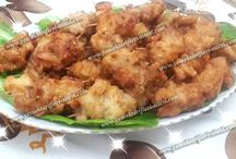 Paneli Çıtır tavuk