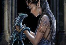 fille-dragon