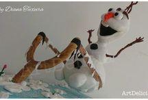 ArtDelicia - Cakes / By Diana Teixeira - https://m.facebook.com/LojaArtDelicia https://www.facebook.com/DianaCGTeixeira https://lojaartdelicia.com/