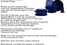 Stack Cooker Recipes
